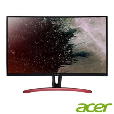 『登記送666點』 Acer ED323QUR A 32型 VA 2K無邊框 極速 曲面電競電腦螢幕