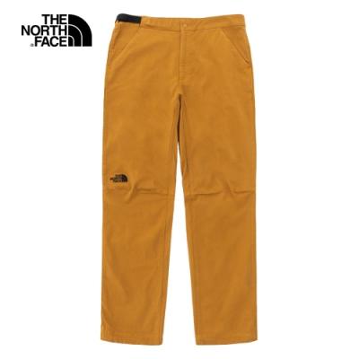 The North Face北面男款棕色戶外徒步褲|4UAPVC7