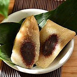 南門市場立家  湖州豆沙粽(5入)