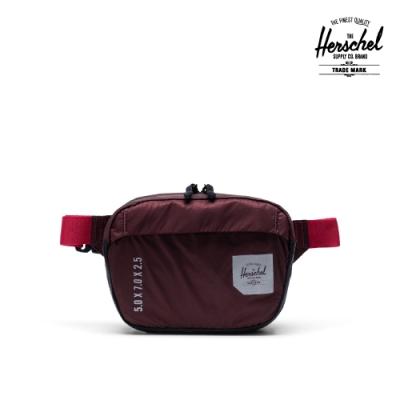 【Herschel】Ultralight Tour 腰包-梅紅色