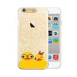 OPENBOX iPhone 6/6S 爆閃手機殼-黃色小鴨