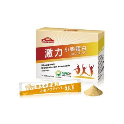 Nutrimate 你滋美得 激力小麥蛋白(30包/盒)x1盒