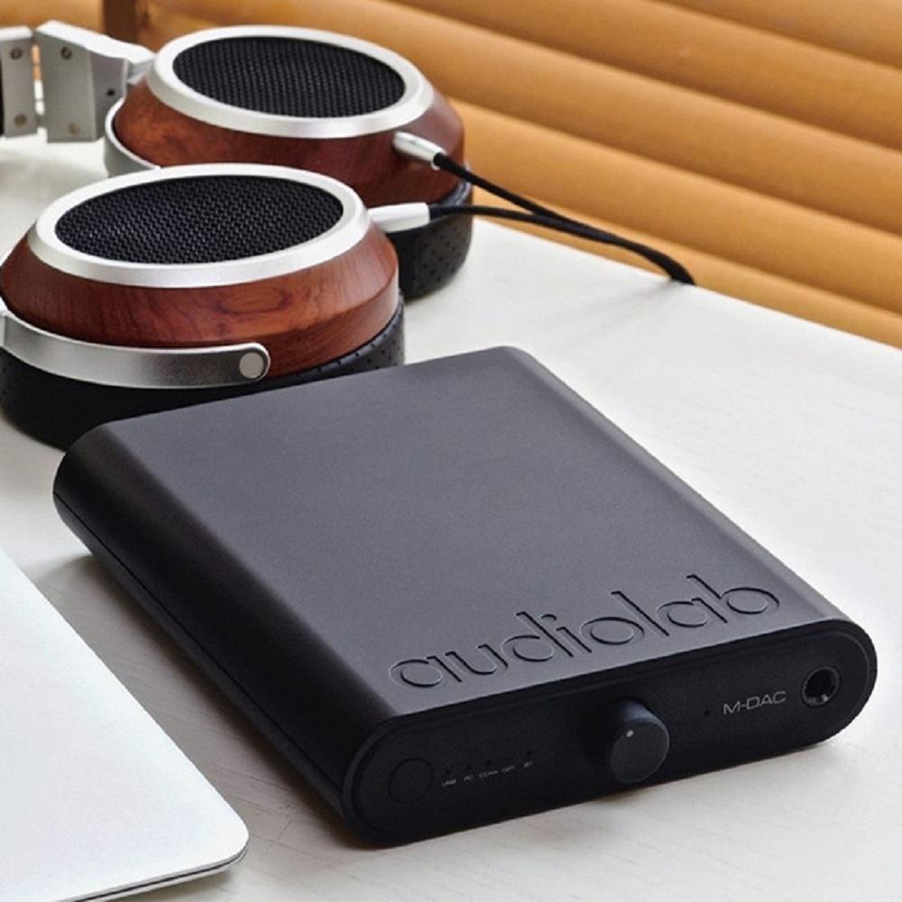 英國 Audiolab M-DAC mini 可攜帶型DAC耳擴
