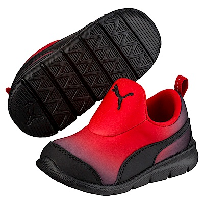 PUMA-Bao3HeatmapPS孩童復古慢跑運動鞋-黑色
