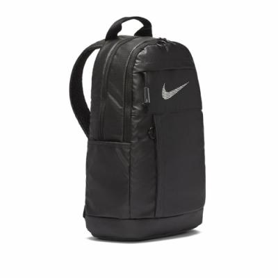 Nike 後背包 NSW Backpack 男女款 運動休閒 上學 雙肩背 基本款 黑 銀 DB4695010
