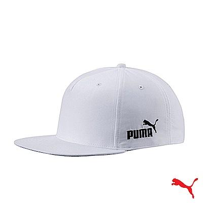 PUMA CAP 運動帽 白 021564 02