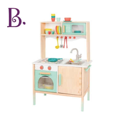 B.Toys 好奇星孵化器-廚藝空間 家家酒
