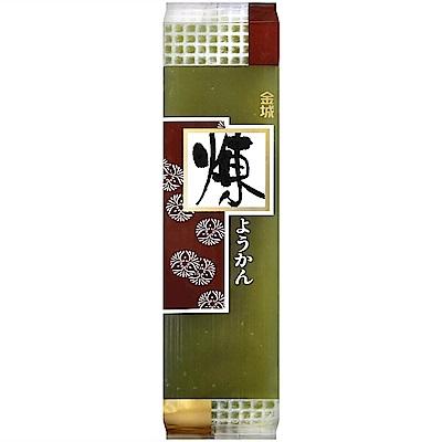 金城 三色羊羹-青(410g)
