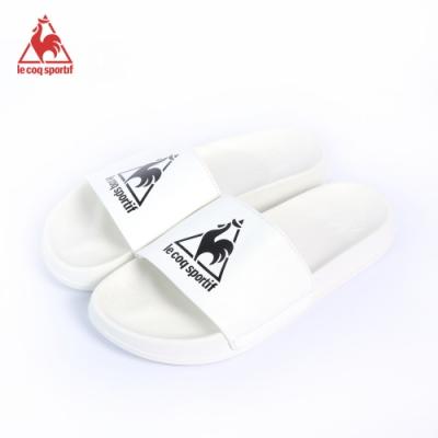 法國公雞牌拖鞋 LKL7301690-中性-白
