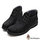 Hush Puppies Bounce 超彈力短靴-黑色