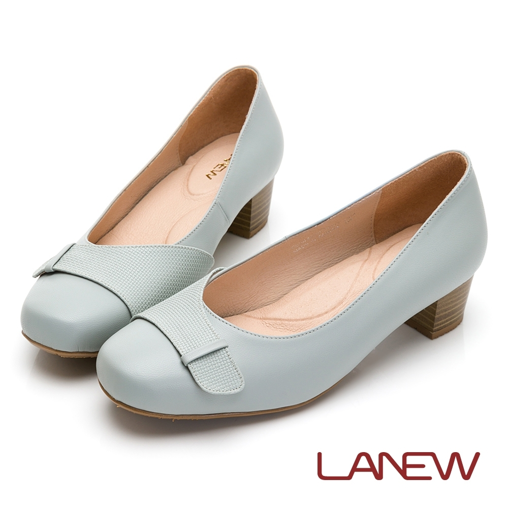 LA NEW SO Lite彈力減壓安底防滑羊皮淑女鞋(女226044070)
