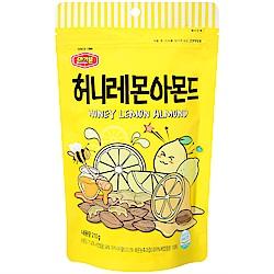MURGERBON 蜂蜜檸檬杏仁(210g)