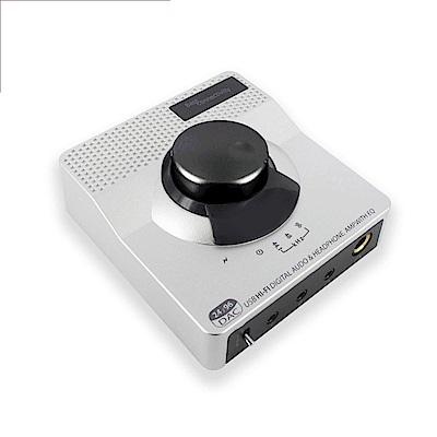 SYBASONIC電腦USB音源轉換器-音樂中控台(UAU11A)