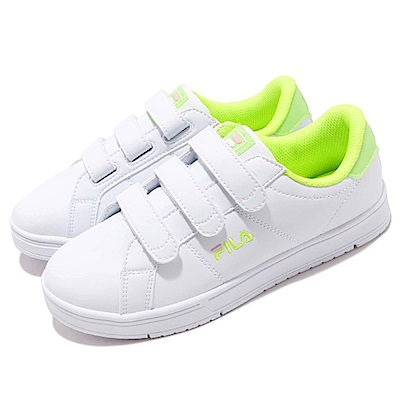 Fila 休閒鞋 5C301T166 復古 女鞋