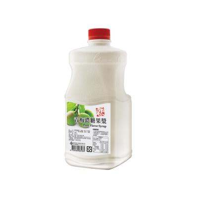 【戀】青梅濃糖果漿2.5kg