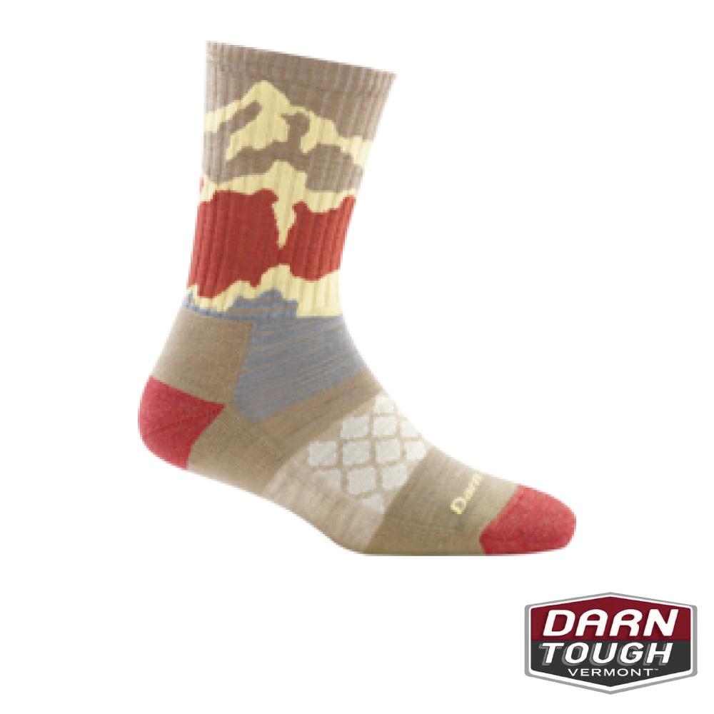 【美國DARN TOUGH】女羊毛襪Three Peaks健行襪(2入隨機)