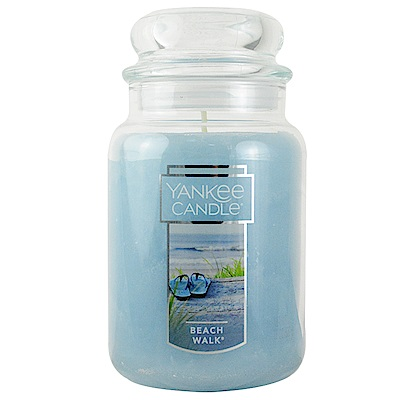 YANKEE CANDLE 香氛蠟燭 623g-海灘漫步