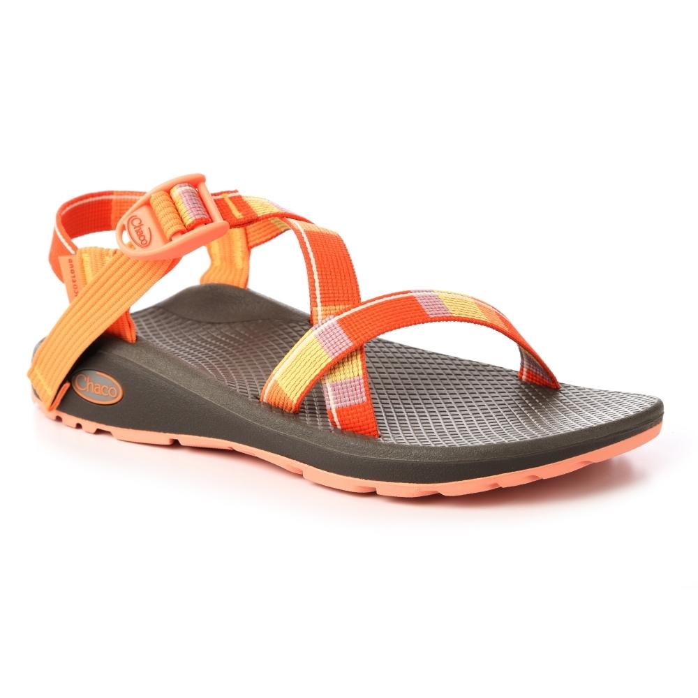 美國Chaco。女 越野舒壓運動涼鞋-標準款CH-ZLW01HG06 (吸睛老虎)