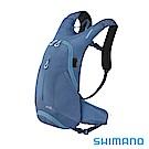 SHIMANO ROKKO 全功能背包-無水袋12L 深單寧藍