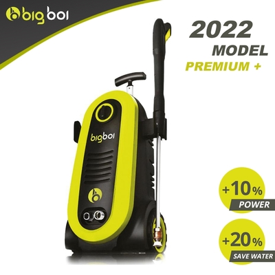 澳洲 bigboi washR FLO 高壓沖洗機 2022 PREMIUM MODEL