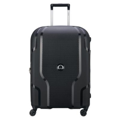 【DELSEY】CLAVEL-25吋旅行箱-黑色 00384582000