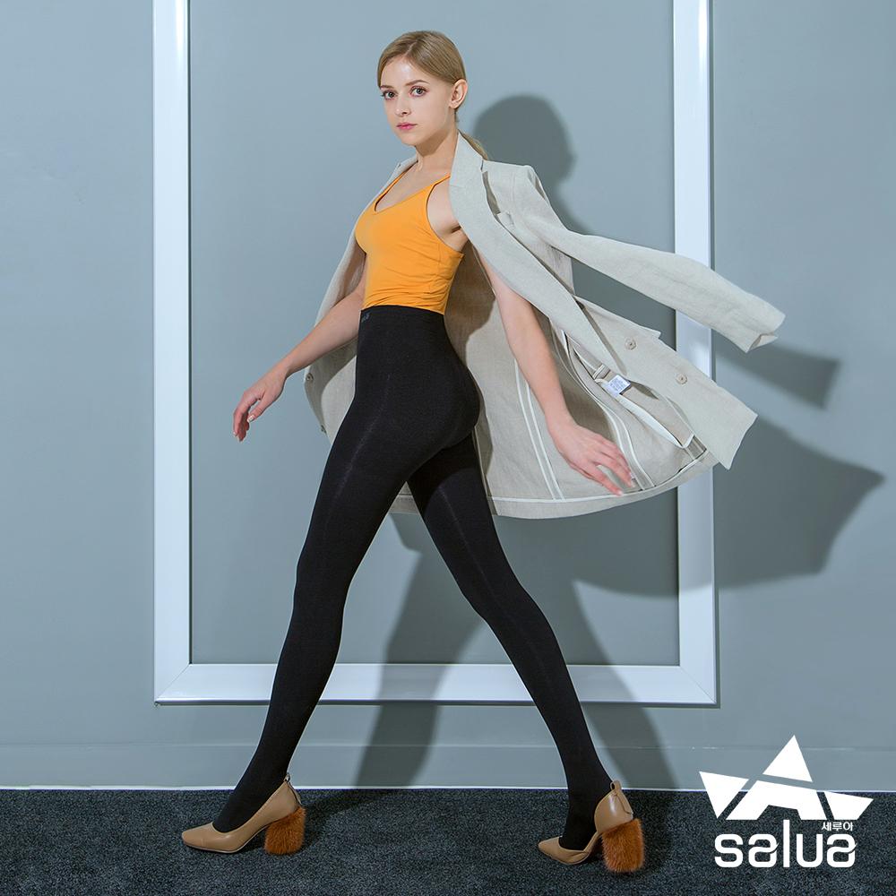 『兩件組』韓國 salua 二代升級版200M美腿塑身襪 韓國原裝進口