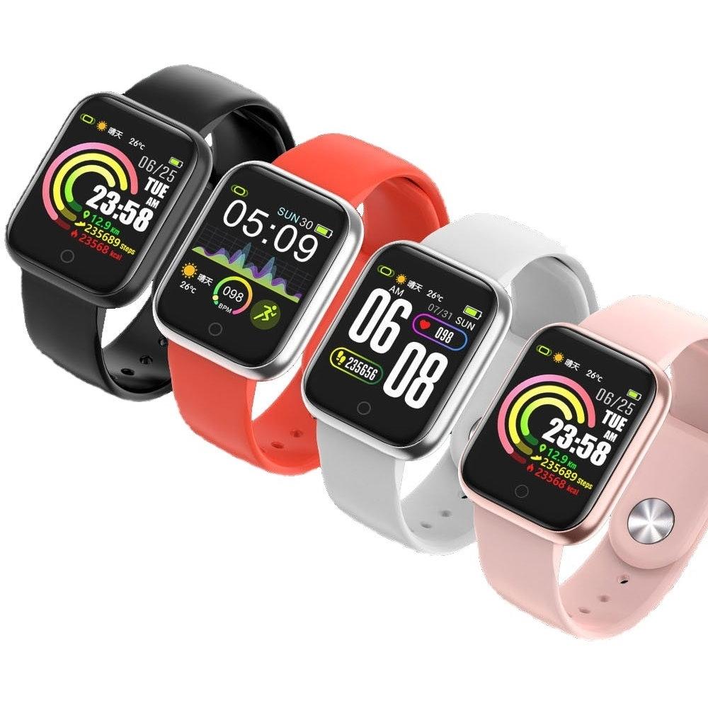 IPX67防水全功能心率健康管理運動智能手錶