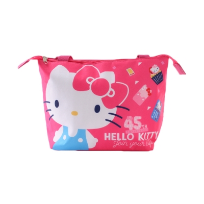 Hello Kitty保溫保冷手提袋 f0348 魔法Baby