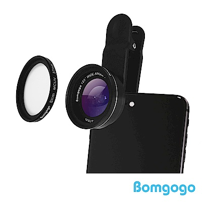 Govision L6 手機廣角微距鏡頭組(37mm)