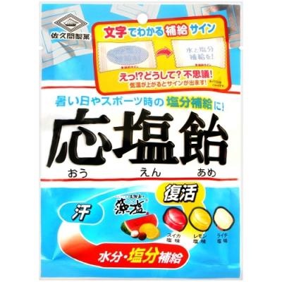 佐久間製果 應援鹽糖(87g)