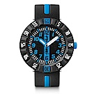 FlikFlak 兒童錶 BLUE AHEAD 藍色衝鋒手錶