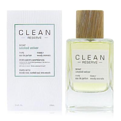 CLEAN RESERVE Smoked Vetiver 煙熏香根草淡香精 100ml