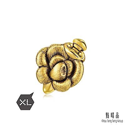 點睛品 Charme Tattoo XL系列 堅毅 黃金轉運珠