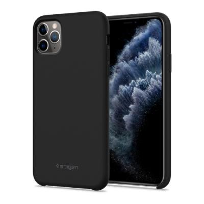 Spigen iPhone 11 Pro Max Silicone Fit-手機保護殼