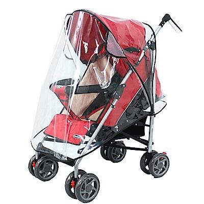 月陽通用型透氣超厚兒童推車防雨罩防風罩遮雨罩(P108)