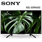 SONY 50型 Full HD HDR 連網電視 KDL-50W660G