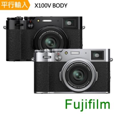 FUJI X100V 數位相機 中文平輸