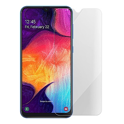 Metal-Slim Samsung Galaxy A50 9H鋼化玻璃保護貼
