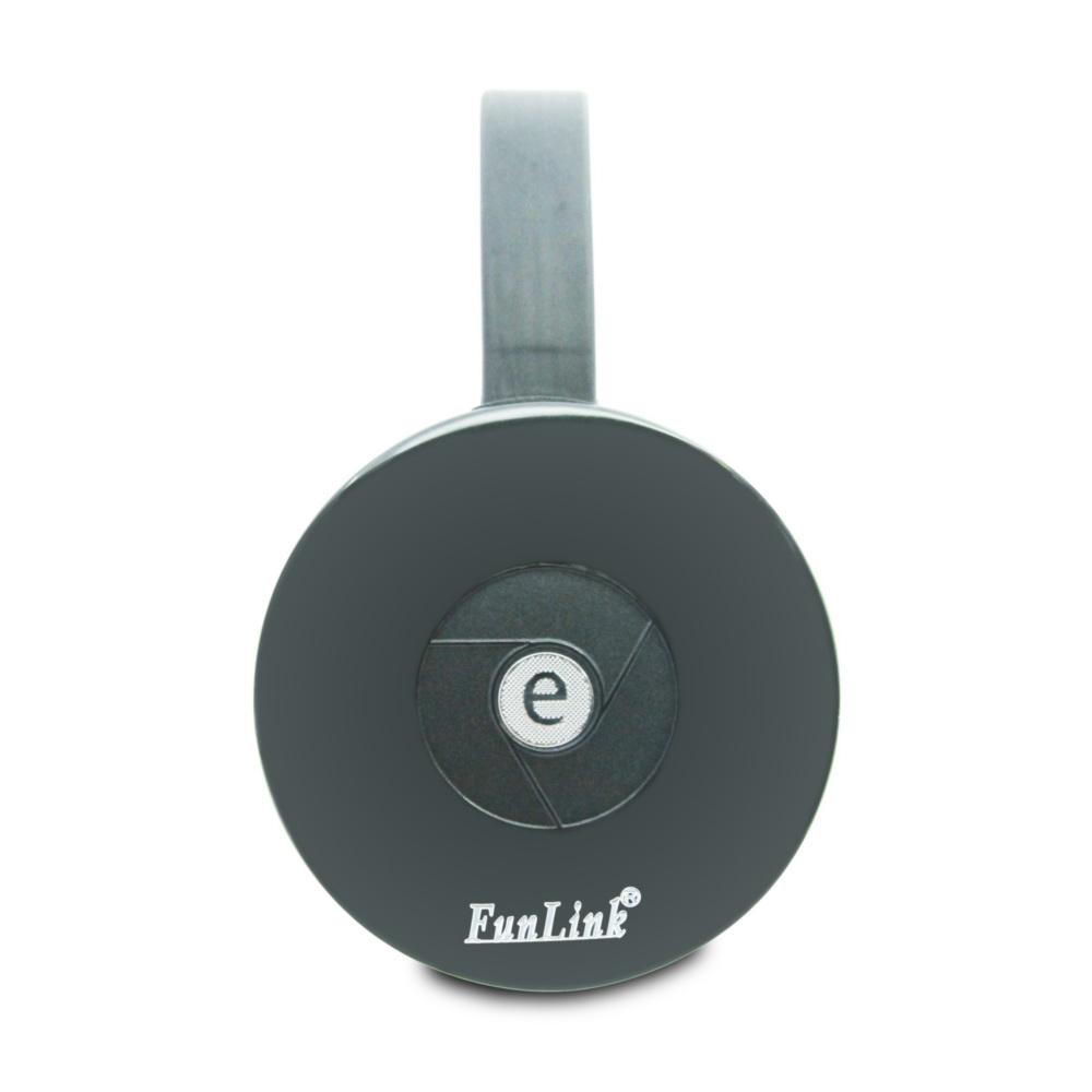 三代圓形FunLink高畫質雙核1080P無線影音鏡像器(送3大好禮) @ Y!購物