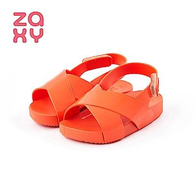 ZAXY NINA BRILHA SLIDE系列交叉涼鞋(寶寶鞋)-紅