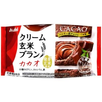 Asahi 玄米巧克力風味餅(72g)