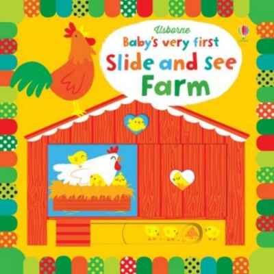 Baby s Very First Slide And See Farm 推拉書:農場篇
