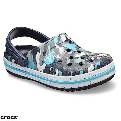 Crocs 卡駱馳 (童鞋) 卡駱班迷彩小克駱格 205301-498
