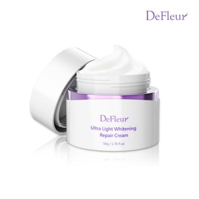 DeFleur迪芙洛爾-淨透光亮白修護乳霜
