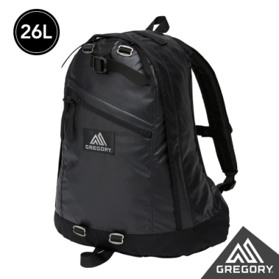 Gregory 26L DAY PACK後背包 亮漆黑