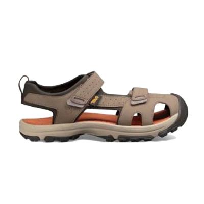 TEVA Hurricane Toe Pro 護趾水陸機能涼鞋 核桃棕 大童