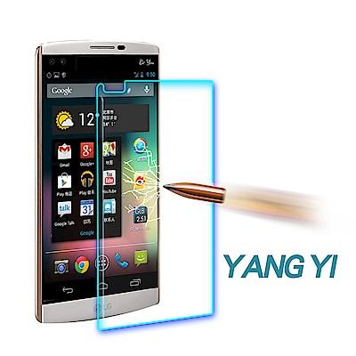 YANGYI揚邑 LG V10 防爆防刮防眩弧邊 9H鋼化玻璃保護貼膜