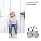 Kinderspel 郊遊趣休閒學步鞋-條紋小紳士(14cm)