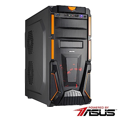 華碩B365平台 [菁英狂尊]i3四核GTX1660獨顯SSD電玩機