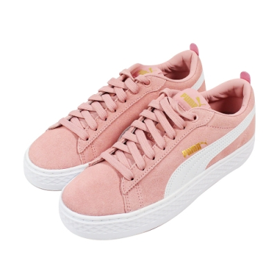 PUMA 經典復古鞋 SMASH PLATFORM SD 女鞋